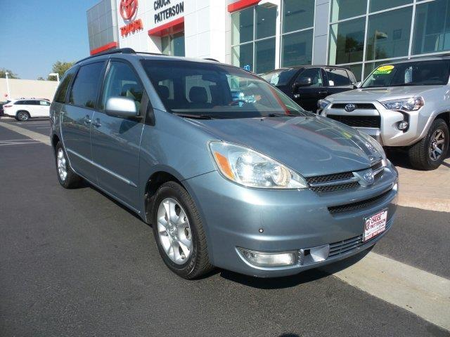 2005 toyota sienna xle 7 passenger xle 7 passenger 4dr mini van for sale in chico california. Black Bedroom Furniture Sets. Home Design Ideas