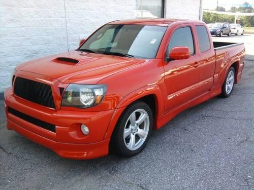 2005 toyota tacoma 4d extended cab x runner for sale in north wilkesboro north carolina. Black Bedroom Furniture Sets. Home Design Ideas