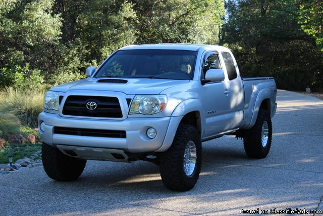 2005 toyota tacoma 4x4 for sale in paradise california classified. Black Bedroom Furniture Sets. Home Design Ideas