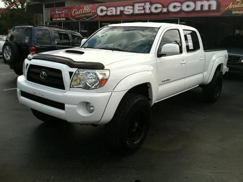 2005 toyota tacoma crew cab pickup for sale in knoxville tennessee classified. Black Bedroom Furniture Sets. Home Design Ideas
