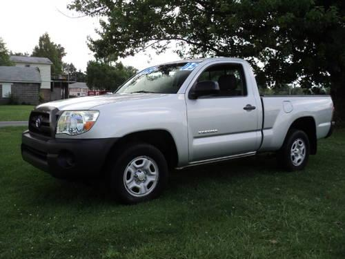 2005 toyota tacoma regular cab pickup short bed for sale in bermudian pennsylvania classified. Black Bedroom Furniture Sets. Home Design Ideas