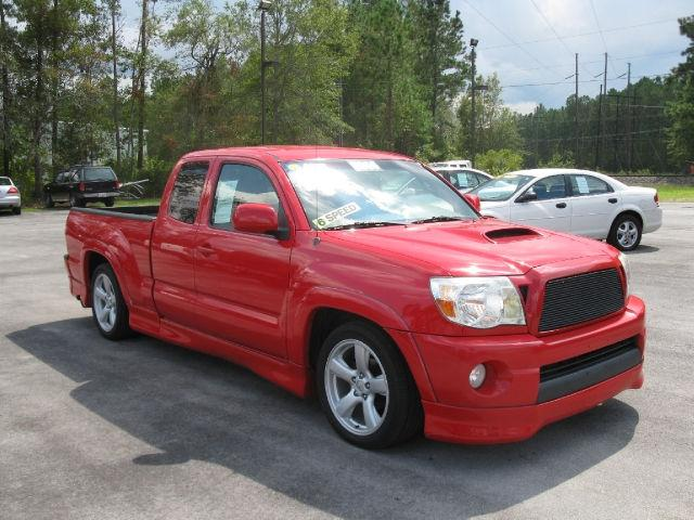 2005 toyota tacoma x runner access cab for sale in havelock north carolina classified. Black Bedroom Furniture Sets. Home Design Ideas