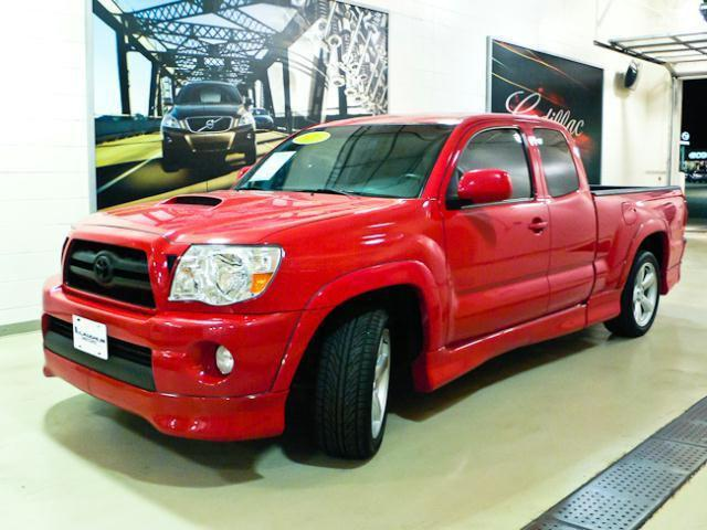 2005 toyota tacoma x runner access cab for sale in moline illinois classified. Black Bedroom Furniture Sets. Home Design Ideas