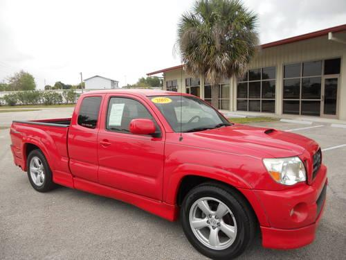 2005 toyota tacoma x runner v6 manual 2wd for sale in vero. Black Bedroom Furniture Sets. Home Design Ideas