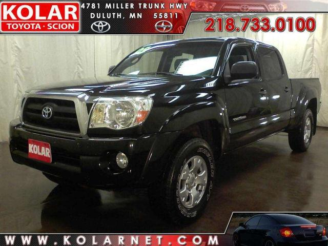 2005 toyota tacoma for sale in duluth minnesota classified. Black Bedroom Furniture Sets. Home Design Ideas