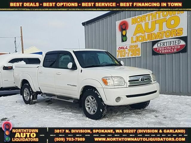 2005 Toyota Tundra Limited 4dr Double Cab Limited 4WD