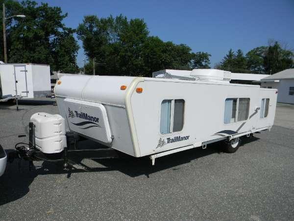 Elegant  260 SR Sunline Travel Trailer For Sale In Yarmouthport Massachusetts