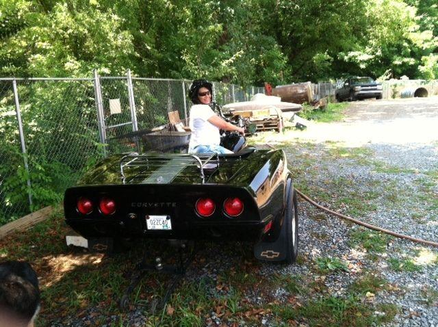 2005 trike harley 68 corvette custom trades considered for sale in pigeon forge tennessee. Black Bedroom Furniture Sets. Home Design Ideas