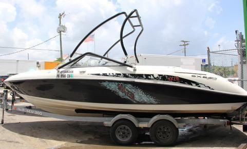 2005 TWIN YAMAHA SX230 160HP HIGH OUTPUT ENGINES 320 HP