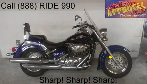 2005 used Suzuki C50 Boulevard motorcycle for sale -