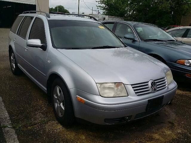 2005 Volkswagen Jetta Station Wagon 4dr GLS TDI Manual for ...