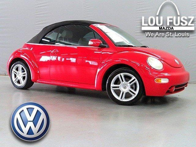 2005 Volkswagen New Beetle Convertible Gls For Sale In