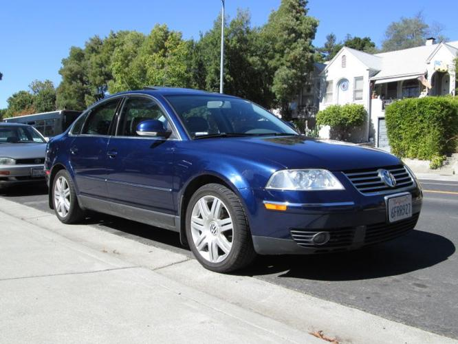 2005 volkswagen passat gls tdi martinez ca for sale in martinez california classified. Black Bedroom Furniture Sets. Home Design Ideas