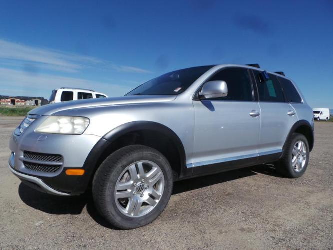 2005 volkswagen touareg v8 awd v8 4dr suv for sale in. Black Bedroom Furniture Sets. Home Design Ideas