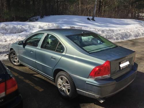 2005 volvo s60 2 5t awd for sale in clinton massachusetts classified. Black Bedroom Furniture Sets. Home Design Ideas