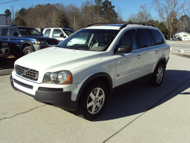 2005 volvo xc90 4dr 4 4l awd w 3rd row for sale in loganville georgia classified. Black Bedroom Furniture Sets. Home Design Ideas
