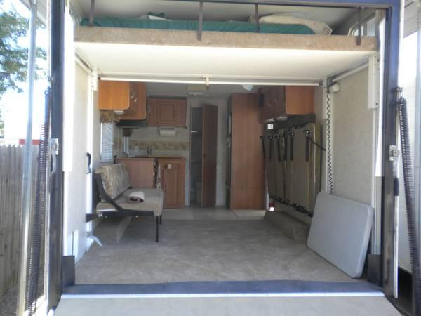 2005 Wanderer Toy Hauler 21 Ft For Sale In Ukiah