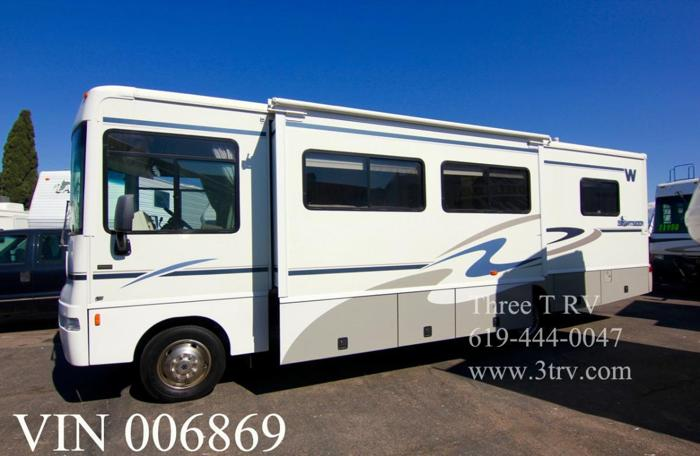 2005 Winnebago Sightseer 30b Class A Motorhome For Sale In