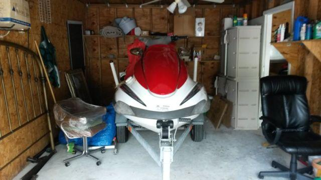 2005 Yamaha FX Cruiser 3 seat Wave Runner