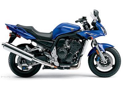2010 Yamaha FZ1 N 1000cc Naked Black