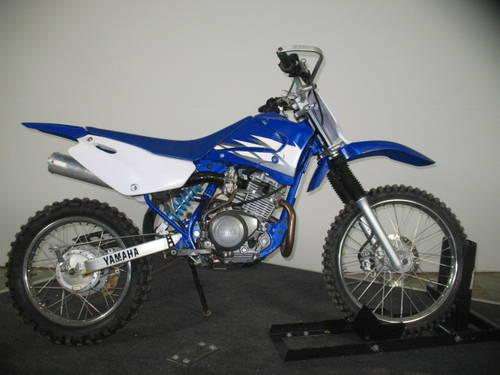 2005 yamaha ttr125 reduced price for sale in marlette for Yamaha ttr 150 for sale