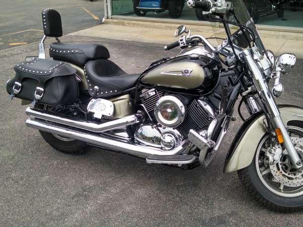 2005 yamaha v star 1100 classic for sale in knoxville for Yamaha v star parts