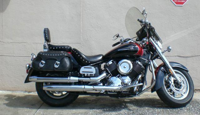 2005 yamaha v star 1100 silverado for sale in clermont for Yamaha v star parts