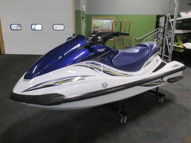 2005 Yamaha Waverunner Fx W 140hp And Only 63 Engine Hours