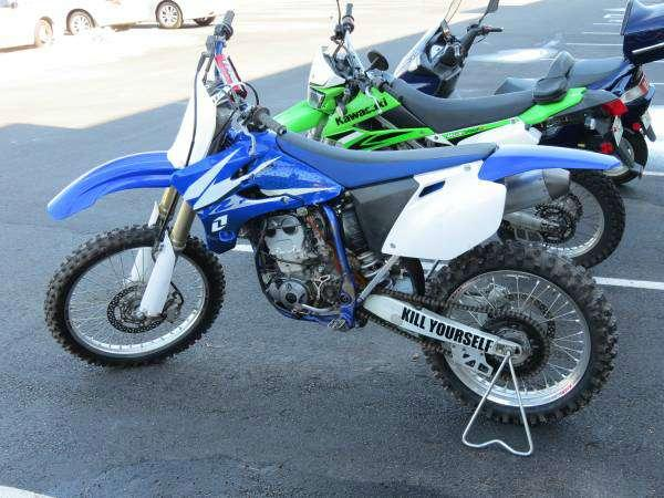 2005 yamaha yz250f for sale in brooksville florida for Yamaha yz250f for sale