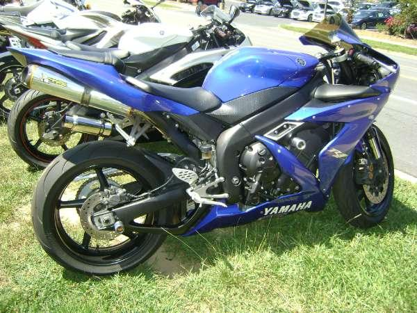 2005 yamaha yzf r1 for sale in asheville north carolina