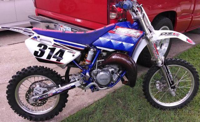 2005 yz 85 88 stroker 2005 yamaha yz motorcycle in for Yamaha of pasadena