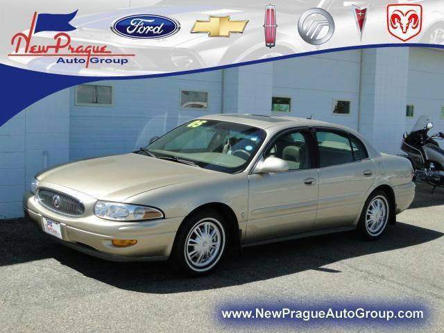 2005 buick lesabre limited for sale in new prague. Black Bedroom Furniture Sets. Home Design Ideas