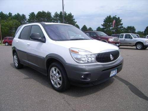 2005 buick rendezvous suv 4 door for sale in isanti minnesota classified. Black Bedroom Furniture Sets. Home Design Ideas