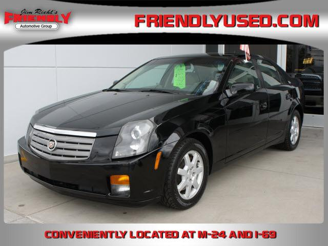 2005 cadillac cts base for sale in lapeer michigan classified. Black Bedroom Furniture Sets. Home Design Ideas