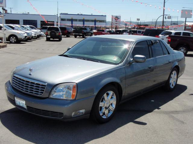 2005 cadillac deville for sale in yakima washington classified. Black Bedroom Furniture Sets. Home Design Ideas