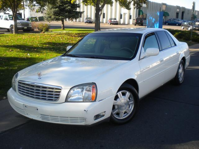 2005 cadillac deville for sale in commerce city colorado classified. Black Bedroom Furniture Sets. Home Design Ideas