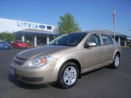 2005 chevrolet cobalt 4dr sedan ls ls for sale in roseburg. Black Bedroom Furniture Sets. Home Design Ideas