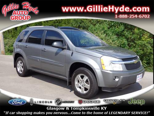 2005 chevrolet equinox suv lt for sale in dry fork kentucky classified. Black Bedroom Furniture Sets. Home Design Ideas
