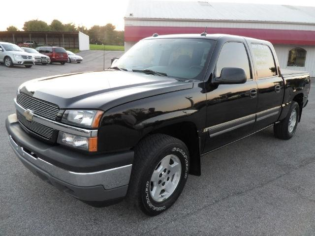 2005 chevrolet silverado 1500 z71 crew cab for sale in cloverdale indiana classified. Black Bedroom Furniture Sets. Home Design Ideas