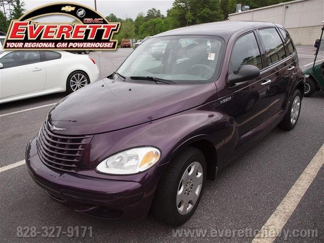 2005 Chrysler PT Cruiser for Sale in Hickory, North Carolina ...