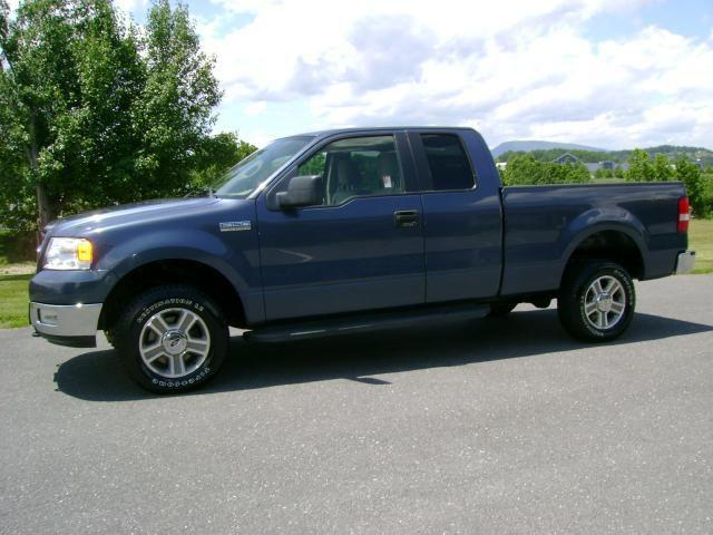 2005 ford f150 xlt for sale in lexington virginia classified. Black Bedroom Furniture Sets. Home Design Ideas
