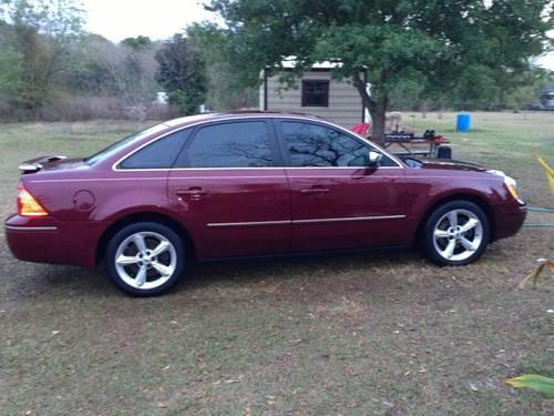 2005 ford five hundred for sale in valrico florida classified. Black Bedroom Furniture Sets. Home Design Ideas
