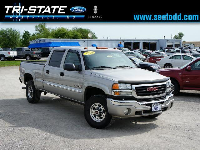 2005 gmc sierra 2500 h d for sale in maryville missouri classified. Black Bedroom Furniture Sets. Home Design Ideas