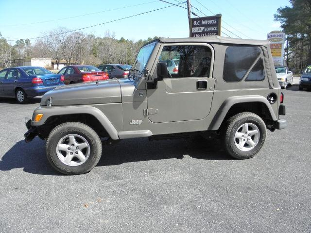 2005 jeep wrangler x for sale in ocean city maryland classified. Black Bedroom Furniture Sets. Home Design Ideas