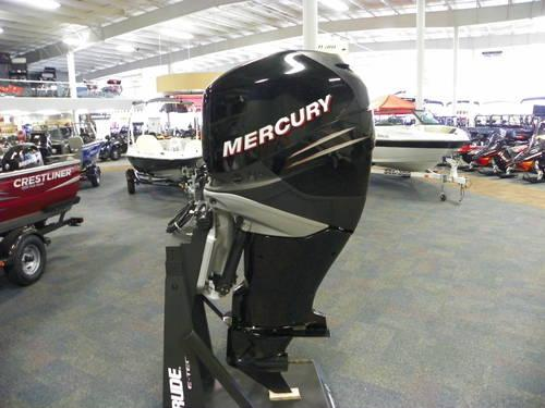 Mercury 135hp verado 4 stroke outboard engine for Cabela s outboard motors for sale