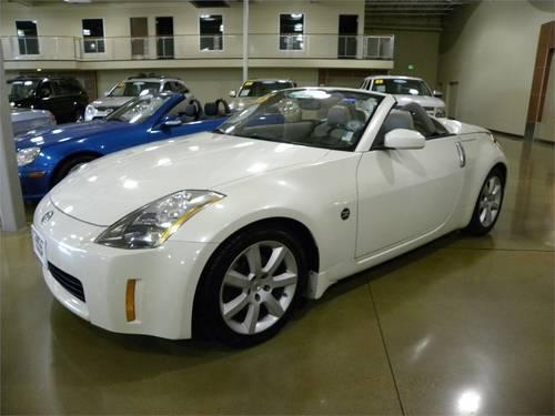 2005 nissan 350z coupe 2dr roadster enthusiast manual for sale in boise idaho classified. Black Bedroom Furniture Sets. Home Design Ideas