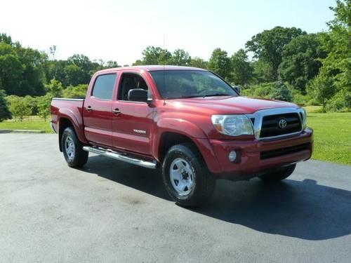 2005 toyota tacoma truck double cab v6 double cab 4x4 for sale in hulmeville pennsylvania. Black Bedroom Furniture Sets. Home Design Ideas