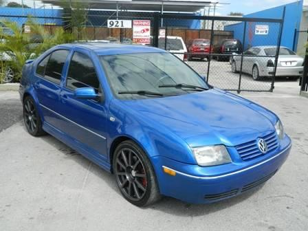 2005 volkswagen jetta gli 1 8t for sale in miami florida. Black Bedroom Furniture Sets. Home Design Ideas