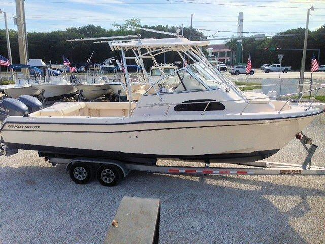 2006 28' Grady-White Sailfish WA w/Twin 250hp Yamaha 4-Strokes for