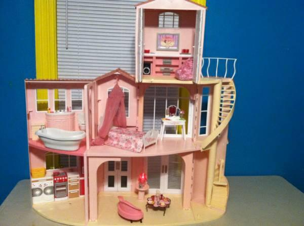 New used barbie dream house for sale 65 ads in us for Dream house for sale